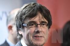 Tòa án Đức cho phép cựu Thủ hiến Catalonia Carles Puigdemont tại ngoại