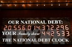 Fitch cảnh báo Mỹ cần kìm hãm nợ công đang tăng nhanh