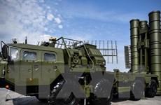 Ấn Độ tiến gần tới việc mua hệ thống phòng thủ tên lửa Nga