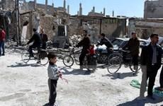 Jordan và Đức ủng hộ giải pháp chính trị cho cuộc khủng hoảng Syria