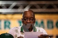 Cựu Tổng thống Nam Phi ra tòa để đối mặt với các tội danh tham nhũng