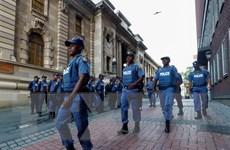 Nam Phi hoãn phiên tòa xét xử cựu Tổng thống Jacob Zuma