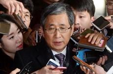 Trợ lý kinh tế của cựu Tổng thống Hàn Quốc lĩnh án tù treo