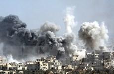 Nga: Thông tin về vụ tấn công khí độc ở Syria là giả mạo