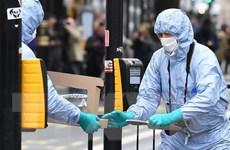 Cảnh sát Anh bắn hạ một đối tượng có vũ trang ở London