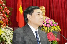 Bộ Chính trị quyết định thi hành kỷ luật ông Trần Quốc Cường