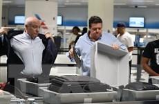 Sân bay Mỹ yêu cầu tách riêng thực phẩm khỏi hành lý xách tay