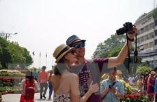 [Photo] Khách quốc tế đến Việt Nam 3 tháng đầu năm tăng kỷ lục