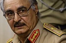Chỉ huy quân đội quốc gia Libya Khalifa Haftar đã qua đời tại Pháp