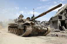 Nhóm điều tra viên quốc tế về vũ khí hóa học đầu tiên đã tới Syria