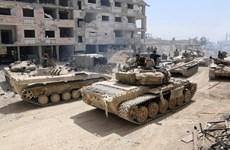 Nga chỉ trích những bước chuẩn bị quân sự nguy hiểm nhằm vào Syria