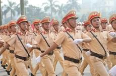 Phát huy những hành động, tấm gương đẹp trong lực lượng Công an