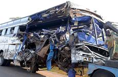 Tai nạn thảm khốc tại Ghana, gần 90 người thương vong