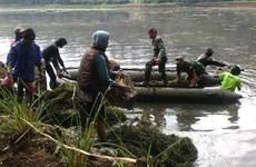 Indonesia quyết tâm thực hiện dự án cải tạo sông Citarum