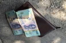 Một phụ nữ nghèo trả lại 300 triệu đồng cho người bỏ quên