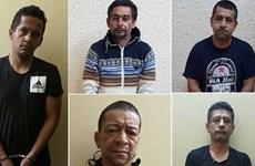 Phạt tù 5 đối tượng Colombia chuyên trộm cắp tài sản trên ôtô