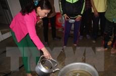 Hà Tĩnh: Thành lập tổ công tác giám sát xử lý giếng nước bị nhiễm dầu