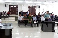 Bị cáo Hà Văn Thắm giải trình về nội dung kháng cáo
