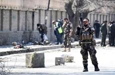 IS nhận trách nhiệm vụ đánh bom đẫm máu ở thủ đô Afghanistan