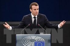 Pháp cam kết thúc đẩy nỗ lực nhằm nối lại hòa đàm Trung Đông