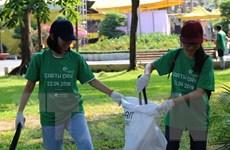 Nhiều hoạt động nâng cao ý thức về giảm ô nhiễm rác thải nhựa