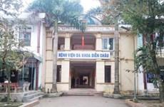 Thông tin về vụ người nhà bệnh nhân gây mất trật tự tại Nghệ An