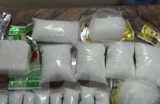 """Bắt hai đối tượng trong đường dây ma túy """"khủng"""" từ Sơn La về Hà Nội"""