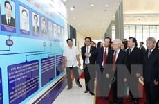 Lễ kỷ niệm 60 năm Ngày truyền thống ngành Xây dựng Việt Nam