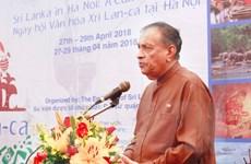 Chủ tịch Quốc hội Sri Lanka đã kết thúc tốt đẹp chuyến thăm Việt Nam