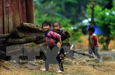 [Photo] Nụ cười rạng rỡ của trẻ em vùng cao ở Điện Biên