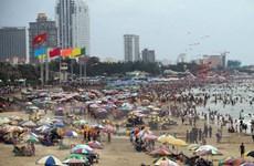 Thành phố Vũng Tàu đón lượng khách kỷ lục trong ngày 30/4