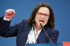 Đức: Tỷ lệ ủng hộ đảng SPD giảm sau khi bầu lãnh đạo mới