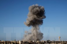 Trụ sở Ủy ban bầu cử tối cao Libya bị tấn công liều chết