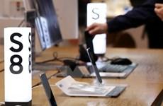Samsung giành lại vị trí số một trên thị trường điện thoại thông minh