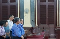 Đề nghị mức án đối với Chủ tịch HĐQT Ngân hàng Đại Tín