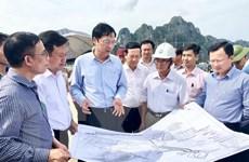 Quảng Ninh: Tạm dừng mọi hoạt động giao dịch về đất đai tại Vân Đồn