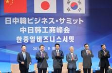 Tổng thống Hàn Quốc đề cao hợp tác thương mại ba nước Đông Bắc Á