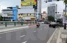 Đà Nẵng phân luồng nút giao thông phía Tây cầu Sông Hàn