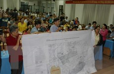 Cử tri TPHCM bức xúc với các bất cập về Dự án Khu đô thị mới Thủ Thiêm