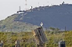 Hệ thống phòng không Syria ngăn chặn rocket từ Israel