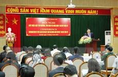 Giới thiệu Luật Tín ngưỡng, tôn giáo tới đại sứ, đại diện ngoại giao