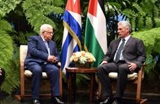 Cuba khẳng định sự ủng hộ kiên định đối với Palestine