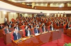 Hình ảnh Bế mạc Hội nghị lần 7 Ban Chấp hành Trung ương Đảng khóa XII
