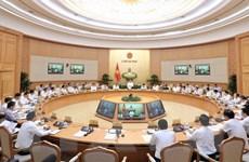 Nghị quyết phiên họp Chính phủ thường kỳ tháng 4 năm 2018
