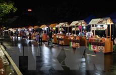 6.000 lượt người đến phố đi bộ Trịnh Công Sơn trong 3 ngày