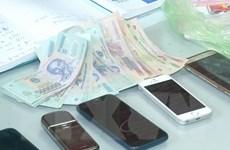 Triệt xóa đường dây đánh bạc với quy mô lên đến 100 tỷ đồng