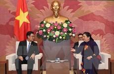 Việt-Lào phát huy thế mạnh của thanh niên trong xây dựng tổ quốc