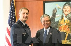 Khả năng hợp tác Việt-Mỹ trong đào tạo năng lực an ninh quốc phòng