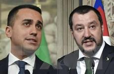 Tiến triển trong tiến trình thành lập chính phủ mới tại Italy