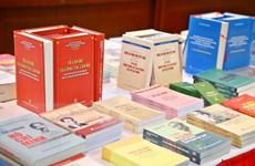 NXB Sự thật công bố nhiều đầu sách giá trị của lãnh đạo Đảng, Nhà nước